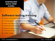 QA Training & Placements in Montreal