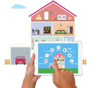 We Provide service on iOT, smart home in Canada