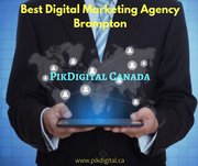 PikDigital - Best Digital Marketing Agency In Toronto,  GTA,  Brampton