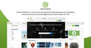 Create Website - Web,  App and Graphic Design Service Marketplace