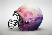 Football Helmet Mockups Sampletheme