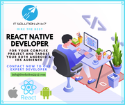 Hire the Best React Native Developers in Ontario