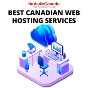 Best Canadian Web Hosting Services | Hosted in Canada