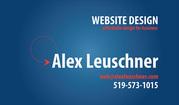 Local web design companies Waterloo