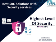 VSPL Provides Best SBC Solutions with Security services in Ontario