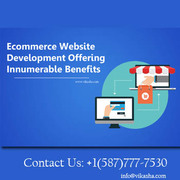 Ecommerce Website Development Offering Innumerable Benefits