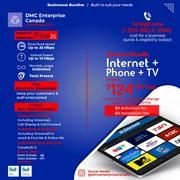 DMC Enterprise (DMCE) Provides High-Speed Internet Service in Canada