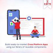 Cross Platform App Development Company in Canada | X-Byte