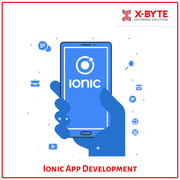 Ionic App Development Services Company in CANADA | X-Byte