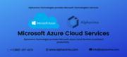 Microsoft azure cloud services Canada