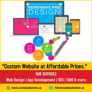Custom Website Design Company in Mississauga