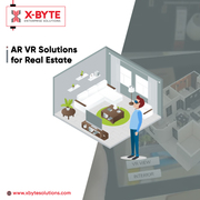 AR VR Solutions for Real Estate | X-Byte Enterprise Solutions