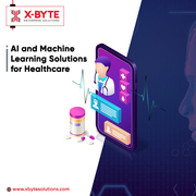 AI and Machine Learning Solutions for Healthcare in Canada | X-Byte