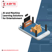 AI and Machine Learning Solutions for Entertainment in Canada | X-Byte