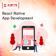 React Native App Development Company in CANADA | X-Byte