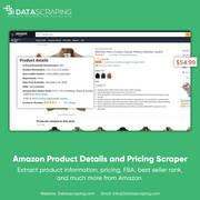 Amazon Web Scraping Services in Canada   Amazon Data Scraper