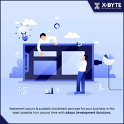 DApps Development Company   CANADA   X-Byte