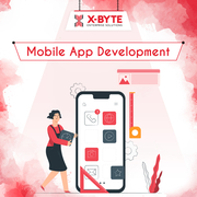 Mobile App Development Company,  Toronto,  Canada   X-Byte