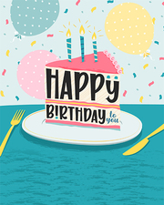Online Customize a Free Birthday group cards