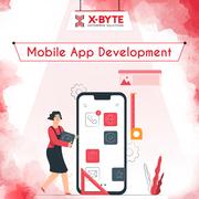 Mobile App Development Company USA - Android & iOS   X-Byte