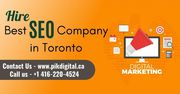 Hire Best SEO Company in Toronto
