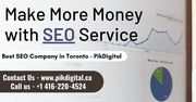Make More Money with SEO Service Toronto