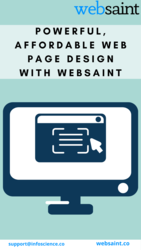 Design the website you want the way you want to create